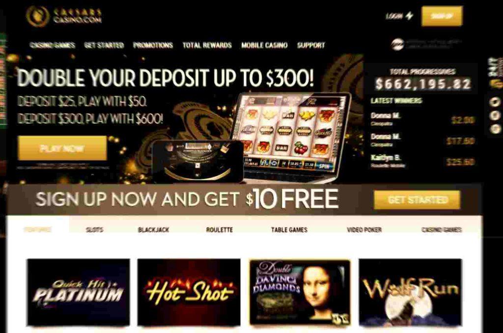 Caesars Casino.Com